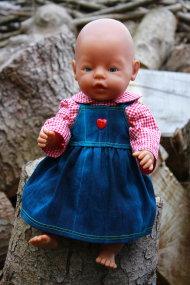 Baby Born Kleidchen Nähen