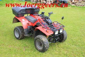 Quad ATV TGB 550 blade 550 edition LOF Kawasaki Lakota Ackerschlepper Jörg Geers Schnullersammlung Schnuller Sammeln NUK Schnullerfee